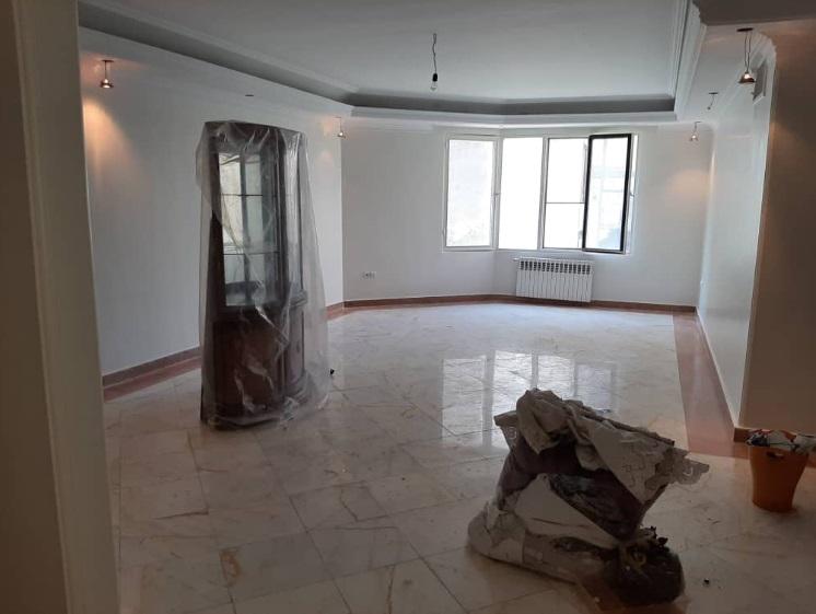 رهن کامل آپارتمان در پاسداران 125 متری دو خوابه