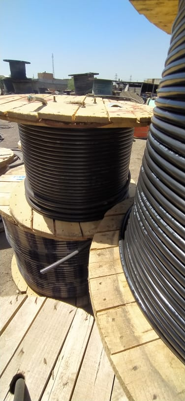 قیمت قیمت کابل آلومینیوم -زمینی  25*4  NA2XY در اردبیل