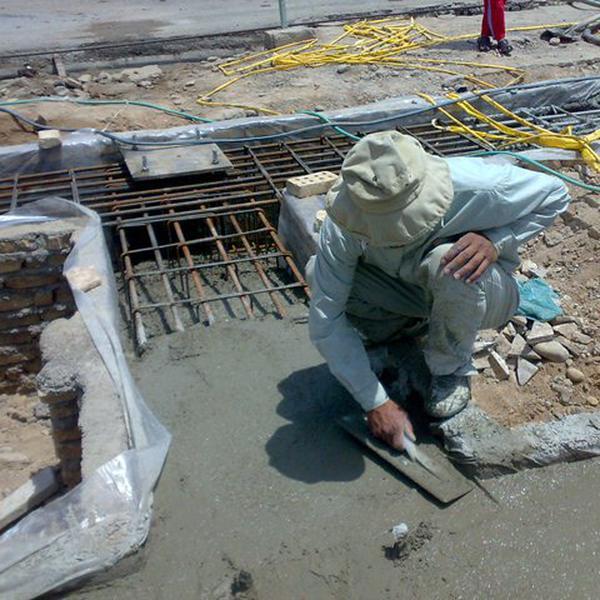 ملات آببندی یک جزئی (تاپ سیل) پارسیکا