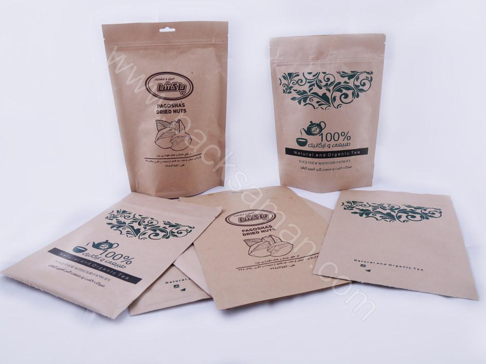 تولید و عرضه انواع پاکت باکس پوچ