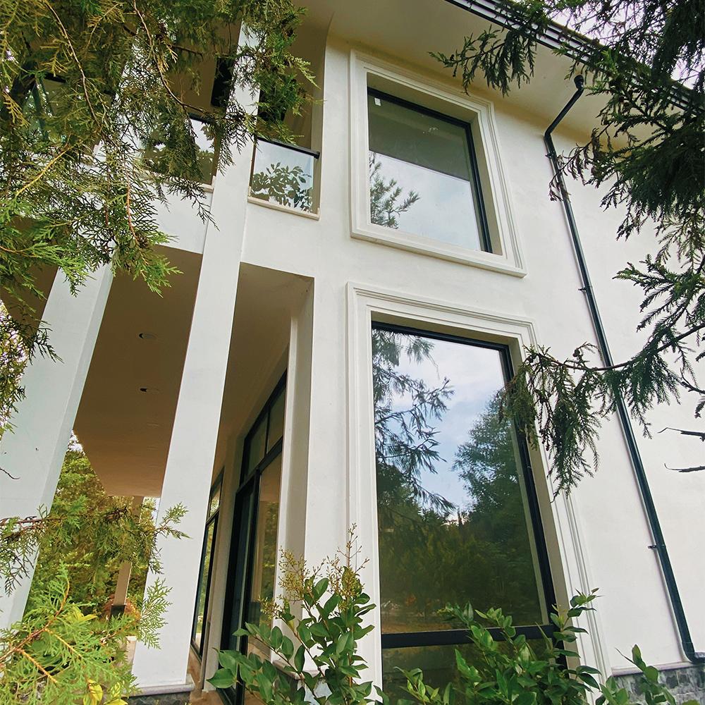 تولید درب و پنجره دوجداره آلومینیوم و upvc .زودرن