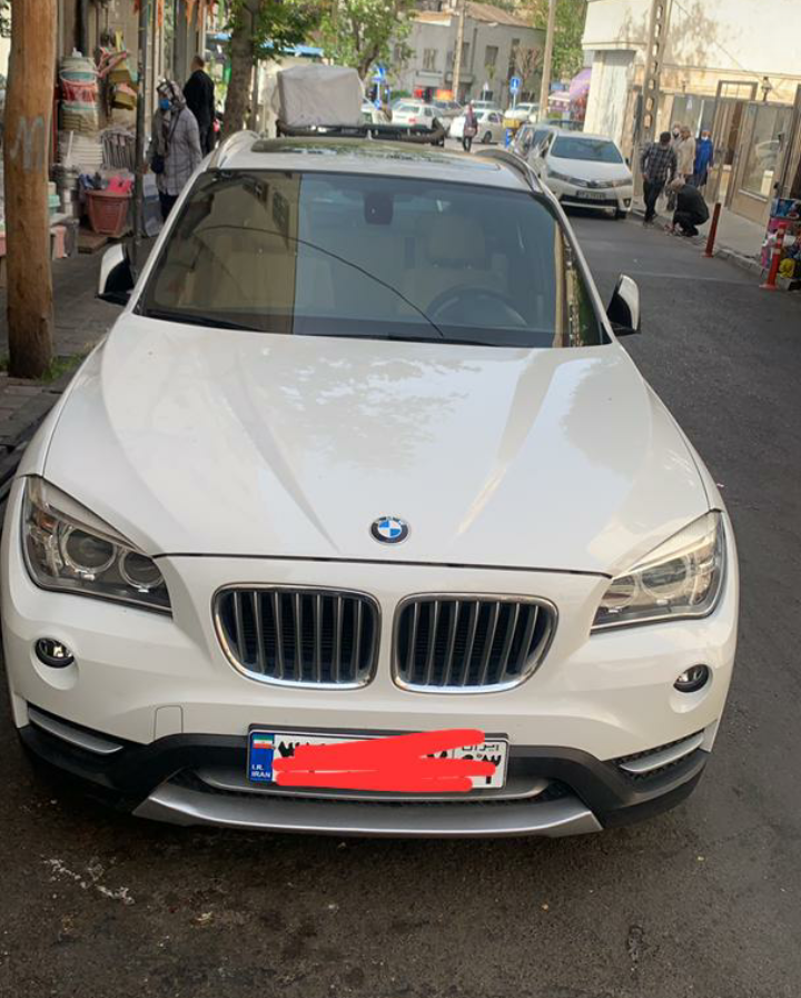 فروش BMW X1